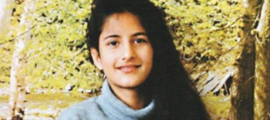Highly Adorable :: 15 Unseen Childhood Images of the 'Sexy Diva' Katrina Kaif