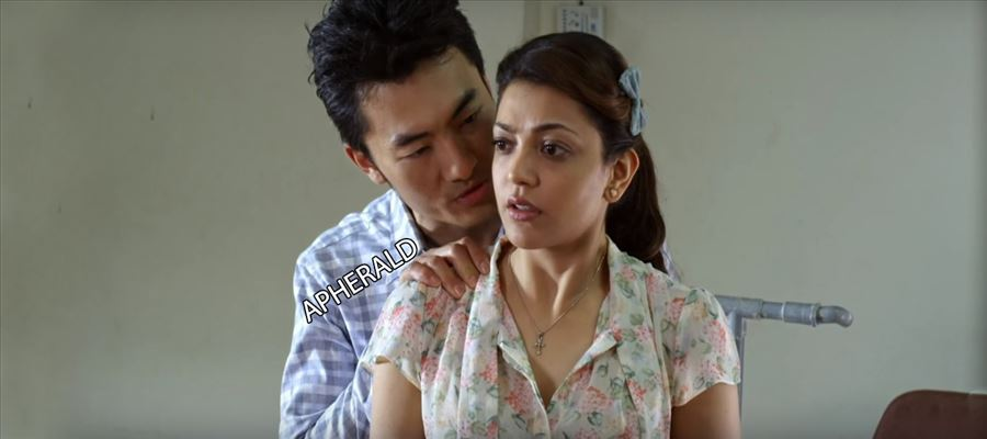 Have you seen? Kajal Aggarwal has Acted in 'SUCH A CHINESE MOVIE'