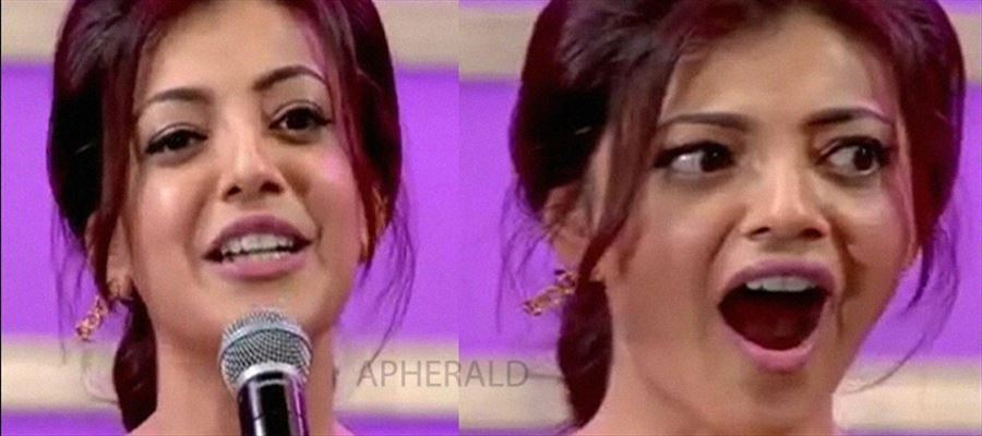 Whaa..tt..? Kajal Aggarwal 'SHOCKED' with Actor's Question