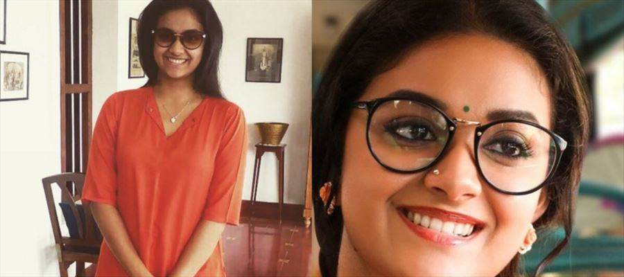 Keerthi Suresh movie springs a surprise - But, the reception was bad!