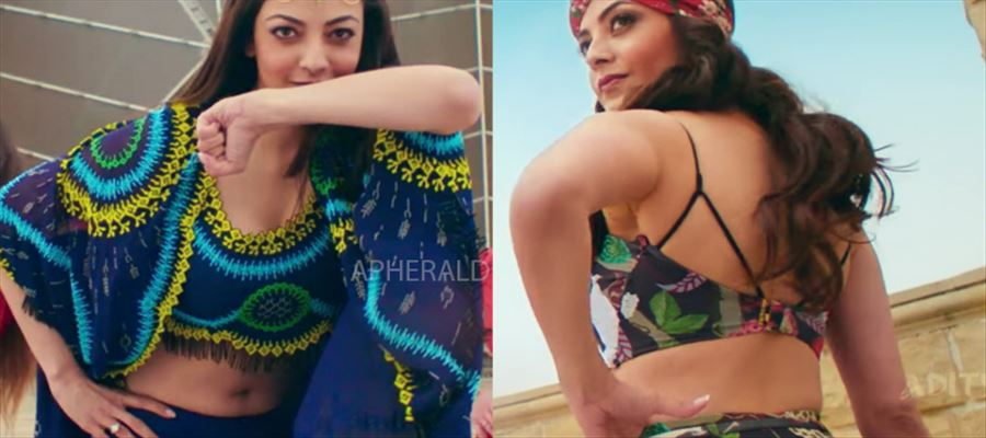 Kajal wants More Passionate Romance