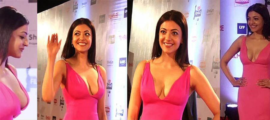 Kajal Aggarwal's BIG SURPRISE in her next