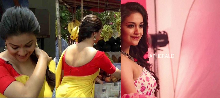 Keerthy Suresh to join second schedule of Biggie