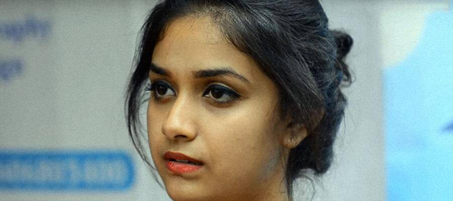 Producer Son gave 1 CRORE to Keerthi Suresh and now another 1 CRORE special