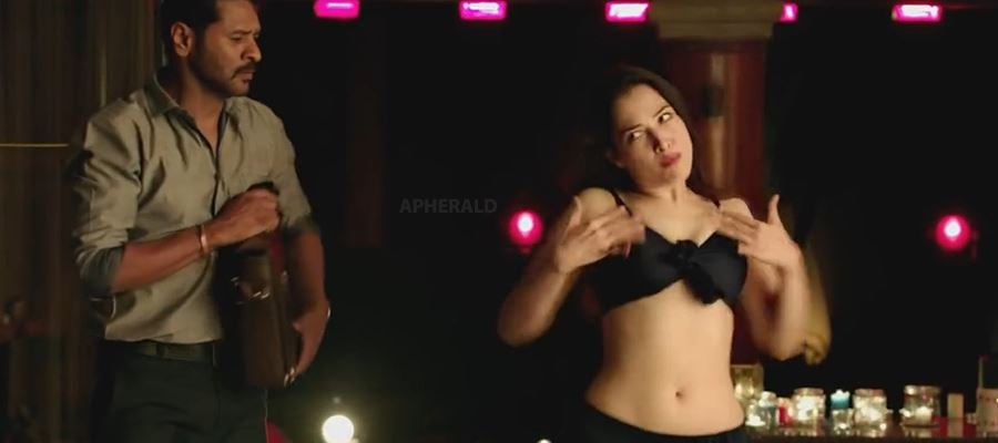 CAUGHT RED HANDED: TAMANNA CAUGHT WITH BEARDED ACTOR