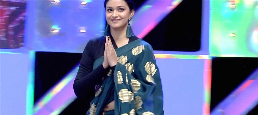 Keerthy Basking in Glory