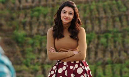 Kajal helps a Young maker?