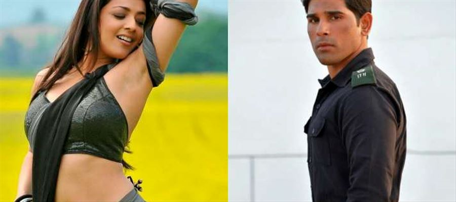 Kajal and MEGA Hero walked out for a similar reason