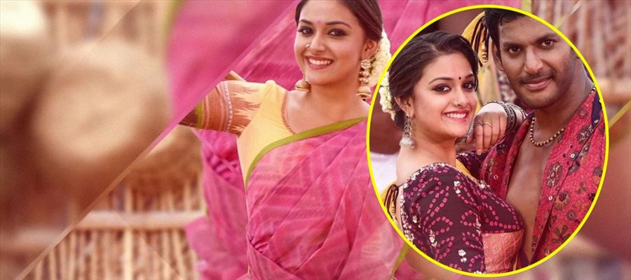 Keerthy Suresh fails with sequels