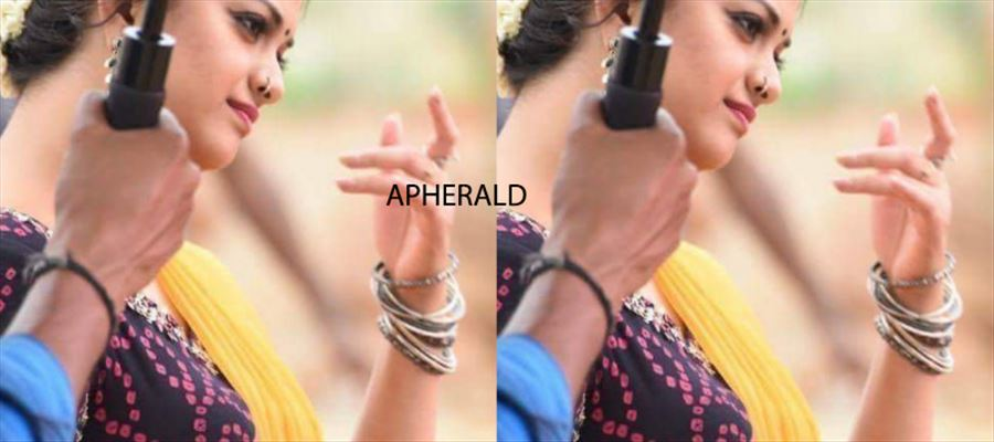 Keerthy Suresh does it Again