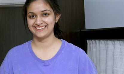 Keerthi Suresh happy with 'Agnyathaavasi' Flop - Expecting the sequel now...!!!