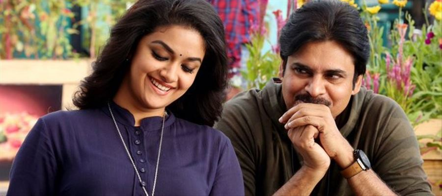 It's clearly a First Ball SIXER for Power Star Pawan Kalyan