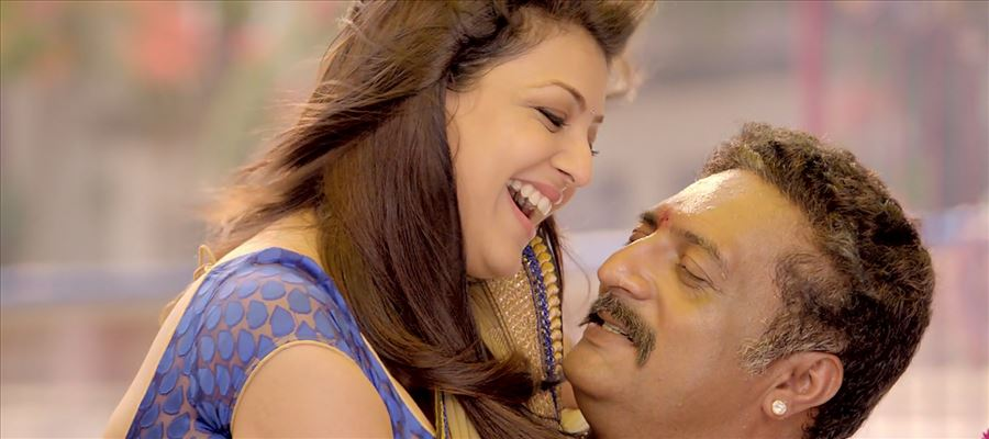 Kajal to team up with Prakash Raj?
