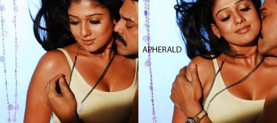 Nayantara will be shaped by her Own Boyfriend - Photos Proof Inside