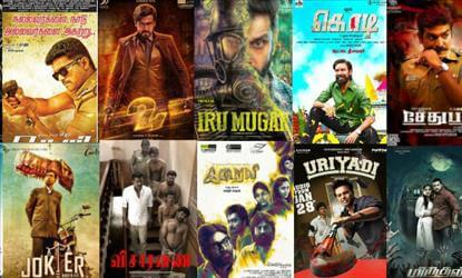 TOP Highest Grossing Tamil Movies of 2016 for Chennai Box Office