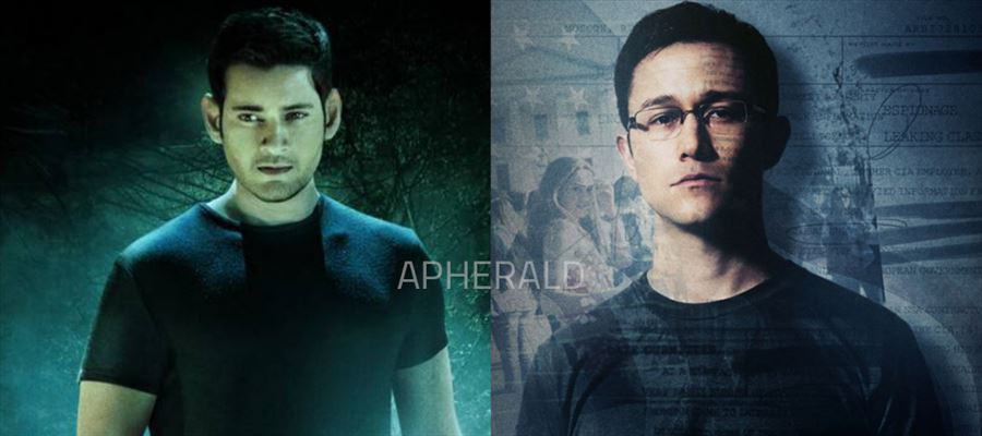 SPYDER copied mainly from Hollywood movie SNOWDEN and THE DARK KNIGHT - A Shocking Report