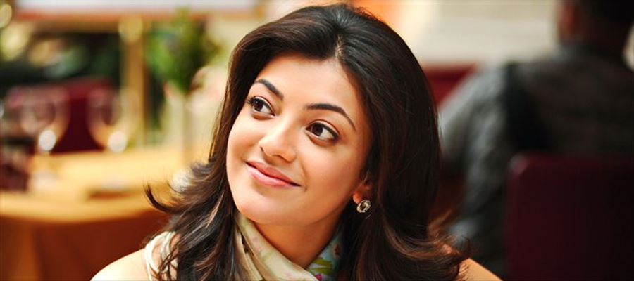 Is Kajal rushing and signing movies?