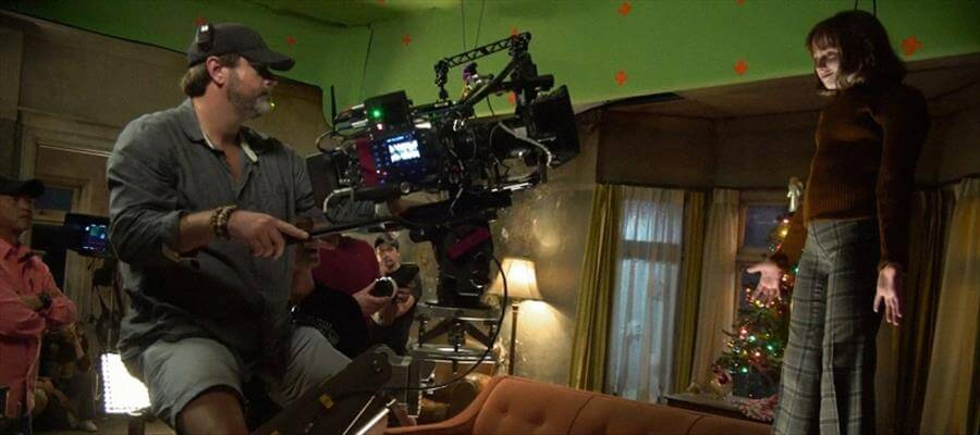 EXCLUSIVE on APHERALD :: 22 Behind The Scenes HD Stills of 'THE CONJURING 2'