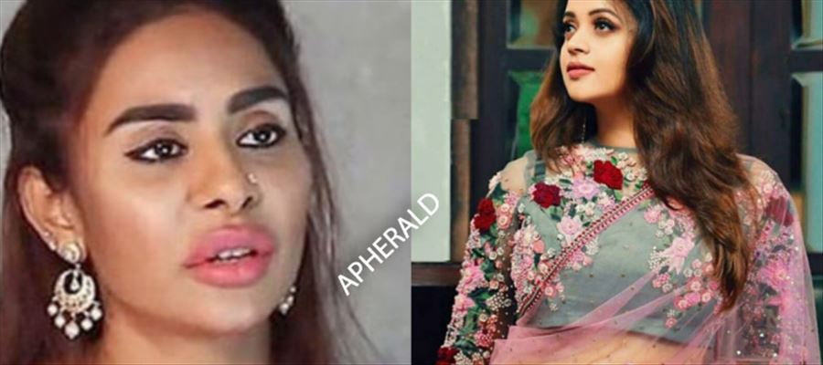Sri Reddy now drags Actress Bhavana