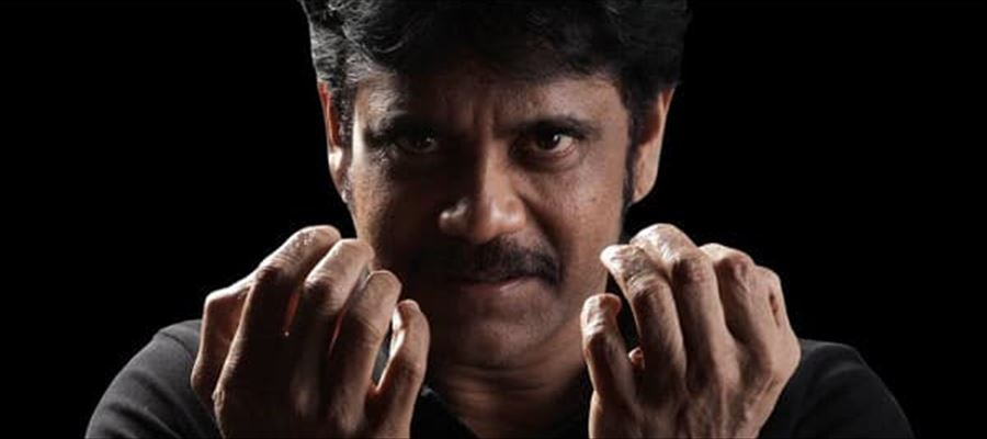 King Nagarjuna Akkineni opens on Officer FLOP