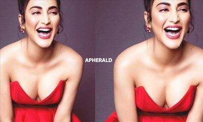 YAY... BIG BIG NEWS for SHRUTI HAASAN Fans... SHE BEGINS FINALLY - PHOTOS PROOF INSIDE
