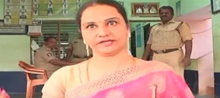 నా భూమి కబ్జా చేశారు : నటి అపూర్వ