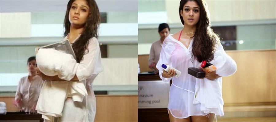 Nayantara does it Again