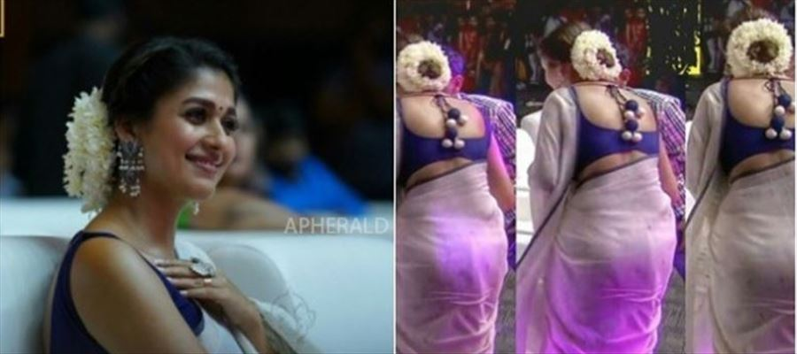 Nayantara is coming 'BACK' in such a way!