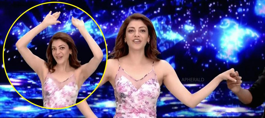 """""""Kajal Aggarwal was dancing in such a dress and I made her feel shy"""""""