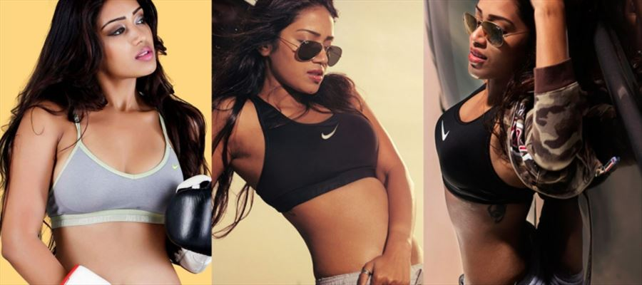 'Mental Madhilo' Actress Nivetha's 26 Hot Photos as a Revisit - These Hotness were captured during her early stages!
