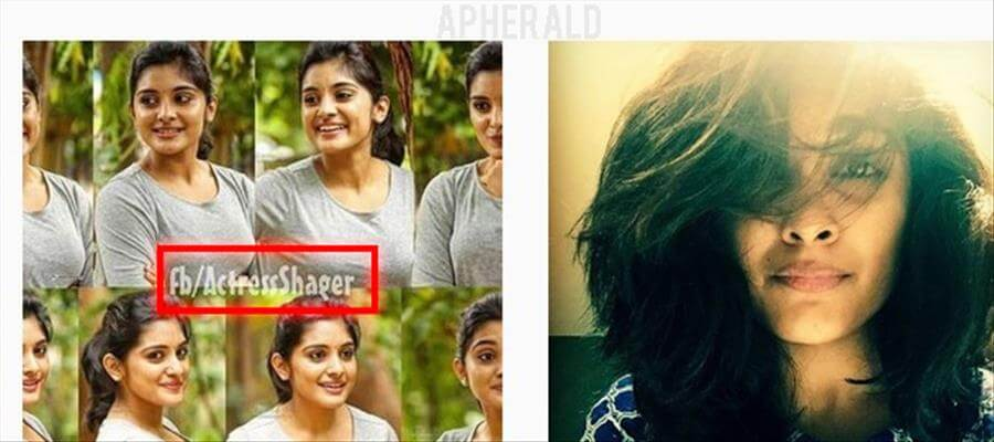 OMG... Niveda Thomas shares image from 'PORN' site