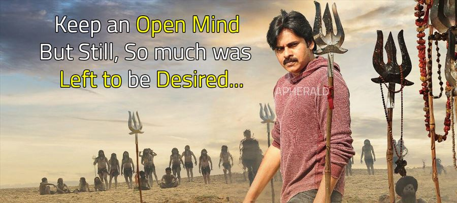 #Agnyaathavaasi Review - Detailed FIRST REPORT - What on earth have they done to Pawan Kalyan?!