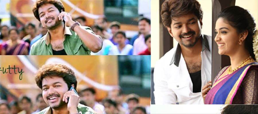 """UNSEEN Beautiful Scenes from Vijay's """"Bairavaa"""" which is a successful hit movie"""
