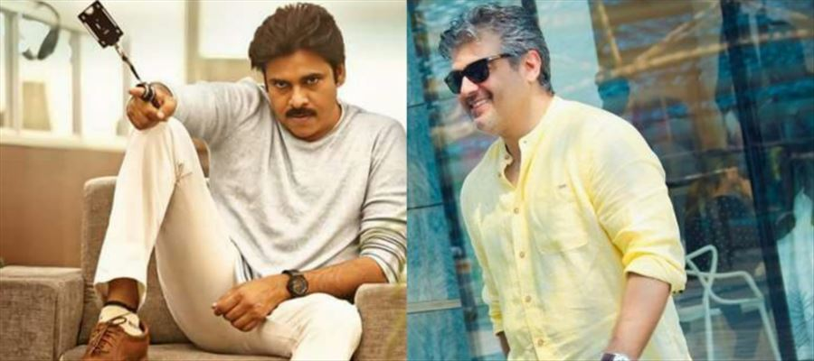 After the release of 'Agnyaathavaasi', Pawan Kalyan is ready to fill in the shoes of 'Thala' Ajith