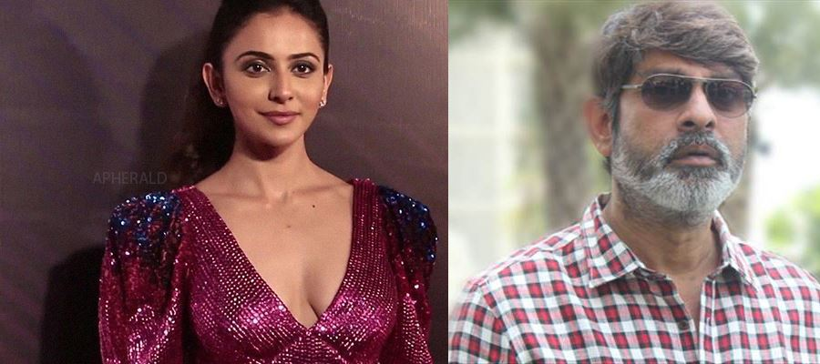 56-Year-Old Actor and his experiences with Rakul Preet