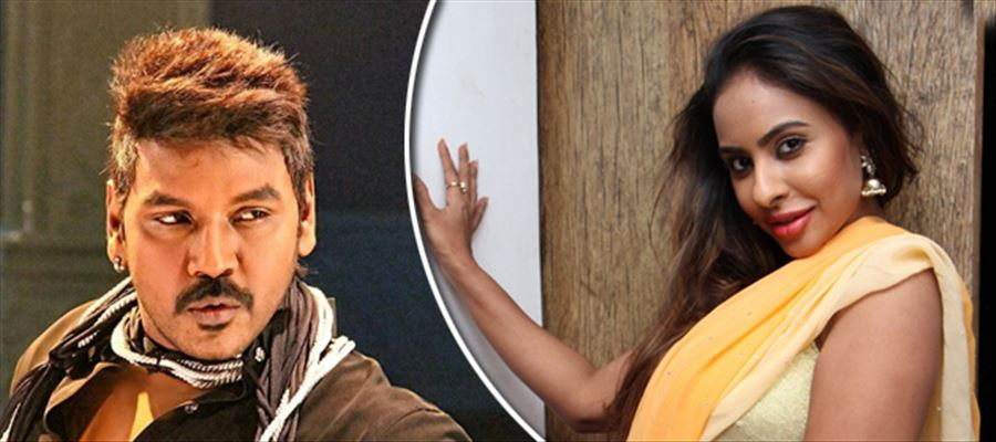 Sri Reddy accused Raghava Lawrence, but he said 'THIS'