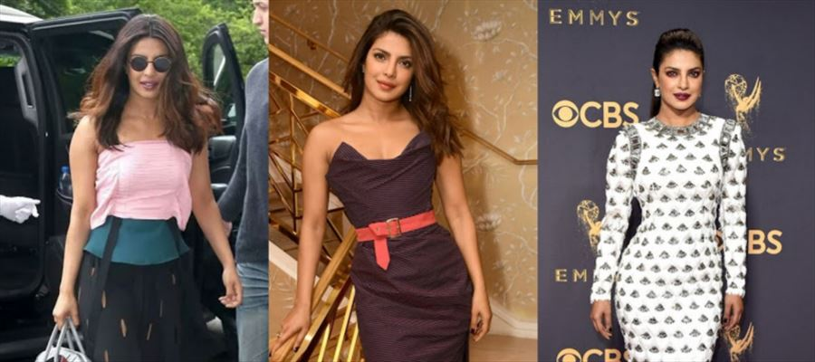 India's Dusky Babe creating ripples at Emmys - Check out 16 Photos of Piggy Chops!
