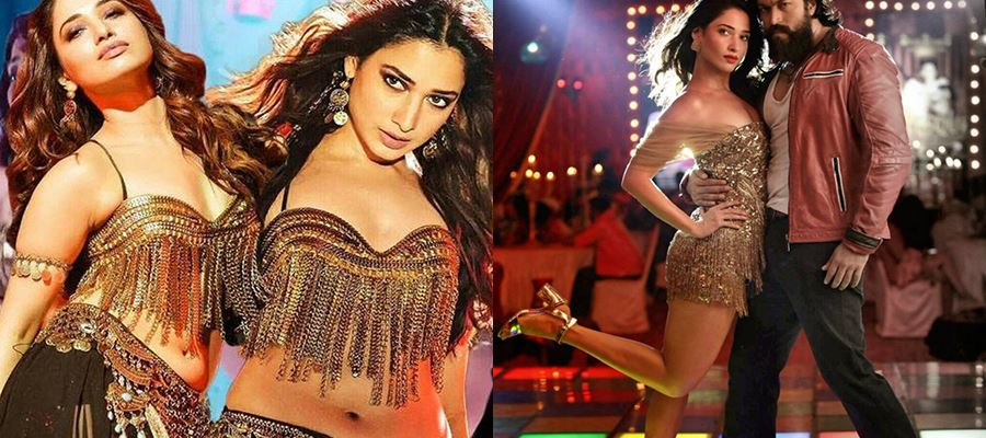 Tamanna's Item Song flick all set for a release