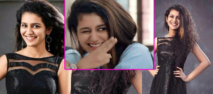 Priya Prakash Warrier teases us again in her new Photoshoot pics - Check out