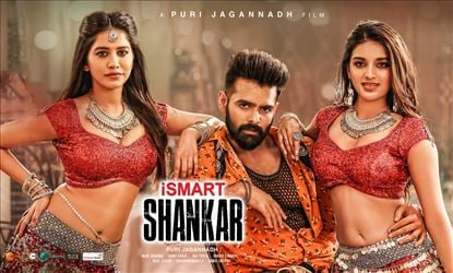 FIRST REPORT - iSmart Shankar Review - Just cringeworthy and this is a movie for Audience who leave brains at home