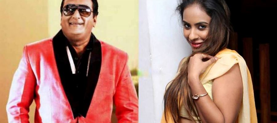 """I do know what you did with Actresses in House with Door no.10..."" - Sri Reddy attacks again"