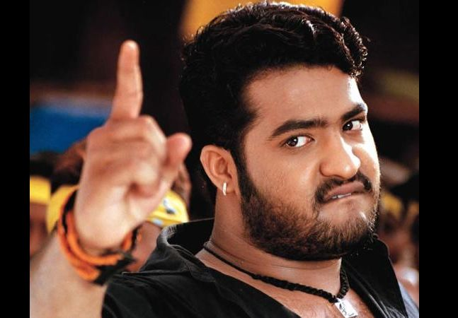 NTR fighting for Rabhasa Introduction