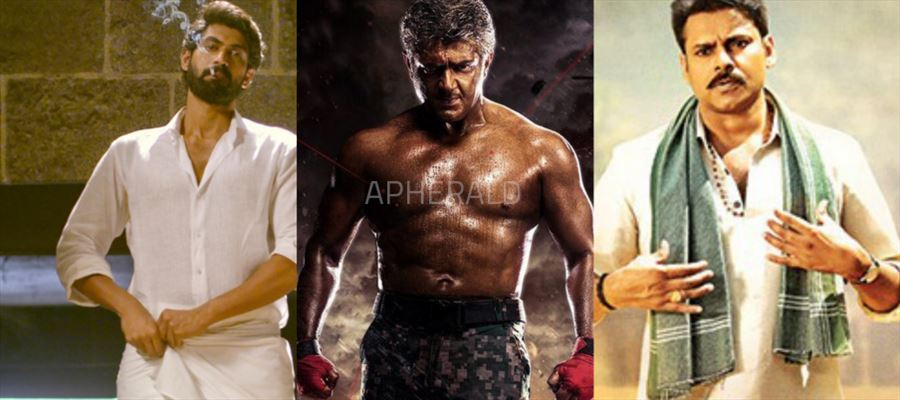 Pawan Kalyan and Rana Daggubati Fans to provide FULL SUPPORT to Ajith's VIVEGAM