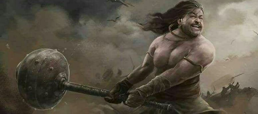 500 Crores Mammoth Indian Epic all set to begin