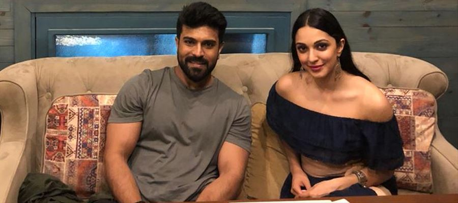 Ram Charan gets a Mass Title for 'RC12'