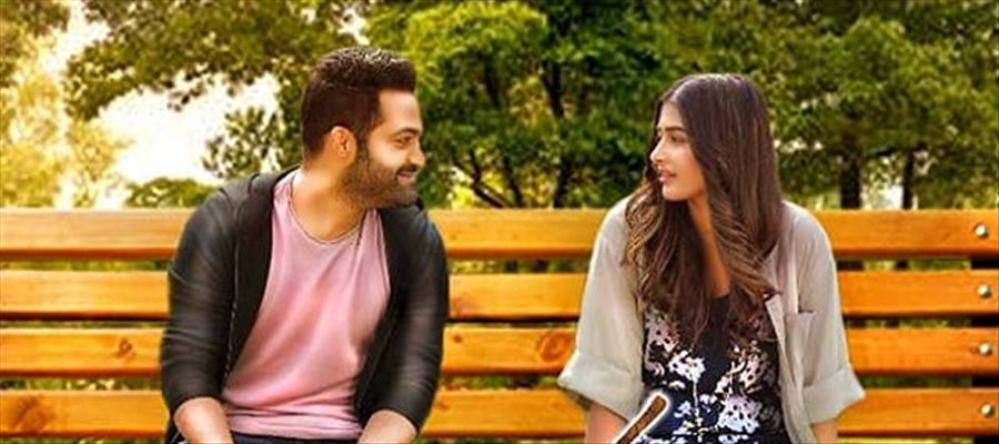 Junior NTR will be seen in Curly Hair getup for