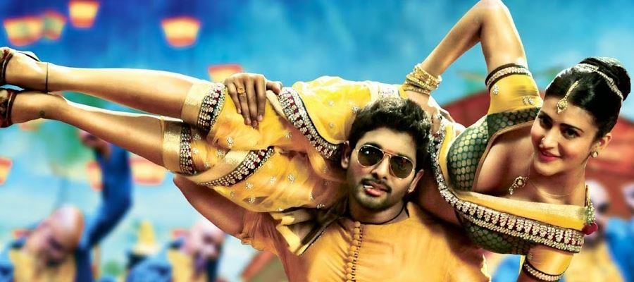 'Race Gurram' touch in 'Sye Raa'