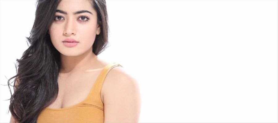 A First for Rashmika Mandanna
