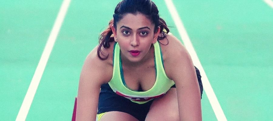 A Huge set erected for Rakul Preet as she never went to shooting