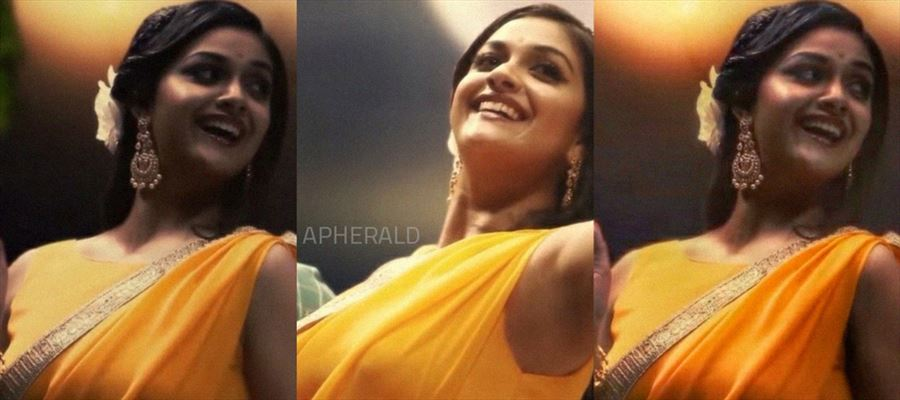 Keerthi Suresh finally jumps to Glamour and these 19 Photos Prove that